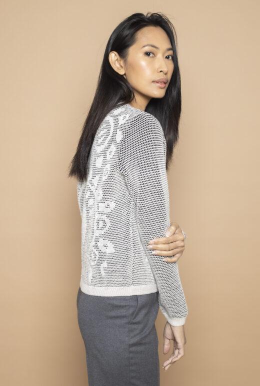 Liisa Soolepp Knitted Jacket Wanda