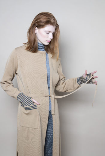 Light Weight Cardigan Siiri Sand